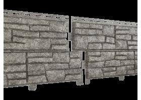 Фасадная панель Стоун хаус Сланец Бежевый