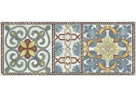 Декор ALBA GREY MARRAKECH   20,1*50,5
