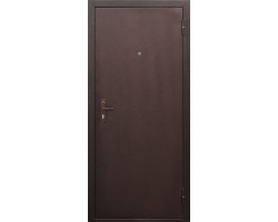 Входная металлическая дверь Стройгост 7-1 Медь-антик