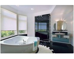 Ванна акриловая угловая Palermo Fresco Comfort c экраном 1700x1100 мм