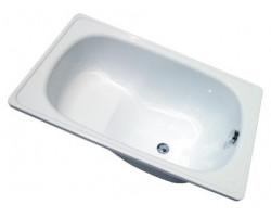 Ванна стальная эмалированная Emalia 1.2 сидячая 1200x700