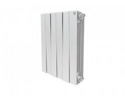 Радиатор биметалический Royal Termo Piano Forte 500, Bianco Traffico