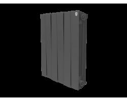Радиатор биметалический Royal Termo Piano Forte 500, Noir Sable 1 секция