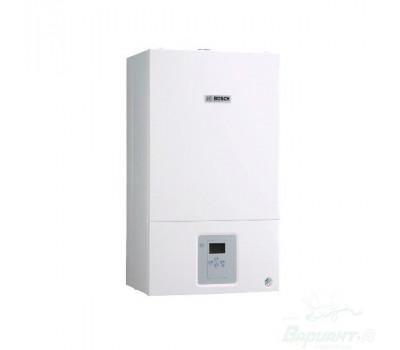Котел газовый двухконтурный Bosch GAZ 6000W WBN-24C (24кВт)