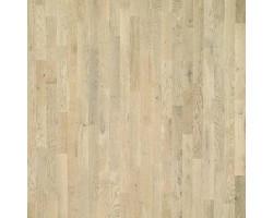 Паркетная доска POLAR WOOD КОЛЛЕКЦИЯ CLASSIC Дуб Tundra White Matt 3-полосный