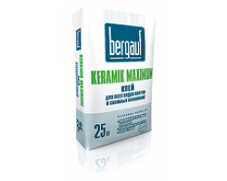 Клей Keramik Maximum для керамической плитки на сложные основания 25кг