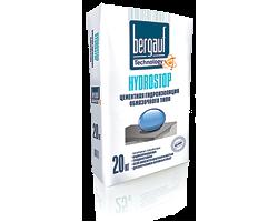 Гидроизоляция цементная Цементная гидроизоляция обмазочного типа Bergauf Hydrostop 20 кг.
