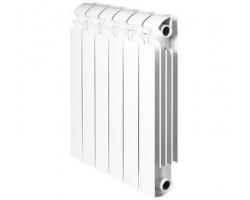 Радиатор алюминиевый Global VOX-R 500 1 секция боковое подключение