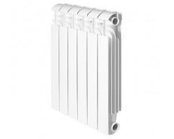 Радиатор алюминиевый Global ISEO 500 1 секция боковое подключение