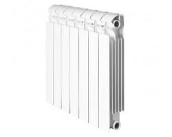 Радиатор биметаллический Global STYLE PLUS 350 1 секция боковое подключение