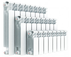 Радиатор биметаллический Rifar Base 500 1секция