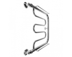 Полотенцесушитель  Фокстрот AISI 32/20П 500/500 Terminus
