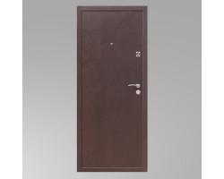 Входная металлическая дверь Йошкар Металл/Металл