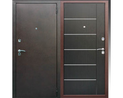 Входная металлическая дверь Йошкар Молдинг